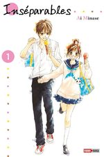 Inséparables 1 Manga