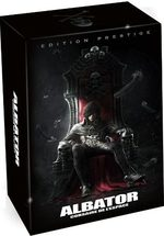 Albator, corsaire de l'espace - Le Film + le manga 1 Produit spécial anime