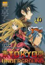 Tôkyô Underground 10 Manga