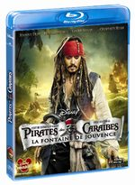 Pirates des Caraïbes : la Fontaine de Jouvence 0 Film