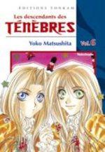 Les Descendants des Ténèbres 6 Manga