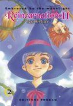 Réincarnations II - Embraced by the Moonlight 2 Manga