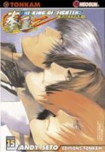 King of Fighters - Zillion 15 Manhua