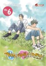 Tensai Family Company 6 Manga