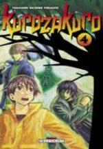 Kurozakuro T.4 Manga