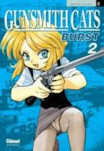 Gunsmith Cats Burst 2
