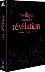 Twilight - Chapitre 4 : Révélation 1ère partie 1