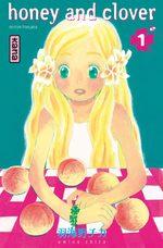 Honey & Clover T.1 Manga