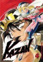 Kazan 4 Manga