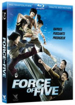 Force of Five 1 Film