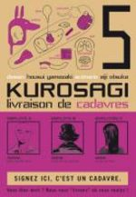 Kurosagi - Livraison de cadavres 5