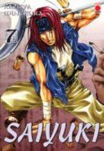 Saiyuki 7 Manga