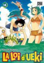 La Loi d'Ueki 14 Manga