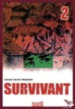 Survivant 2 Manga