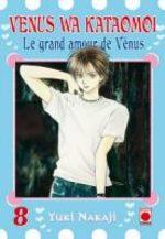 couverture, jaquette Venus Wa Kataomoi - Le grand Amour de Venus 8