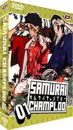Samurai Champloo 1 Série TV animée