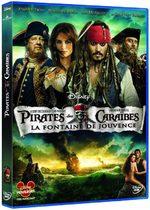 Pirates des Caraïbes : la Fontaine de Jouvence 1 Film
