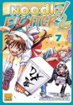 Noodle Fighter 7 Manga