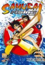 Samurai Rising 1 Manga