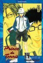Prince du Tennis 14 Manga