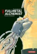 couverture, jaquette Fullmetal Alchemist ARTBOOKS 1