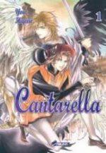 Cantarella 1 Manga