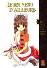 Le Roi Venu d'Ailleurs T.3 Manga