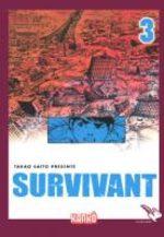Survivant 3 Manga