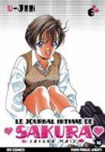 Le Journal Intime de Sakura 6 Manga