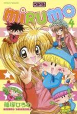 Mirumo 4 Manga