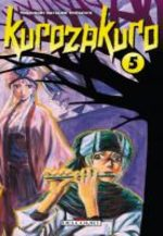 Kurozakuro 5 Manga