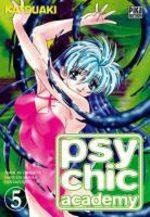 Psychic Academy 5 Manga