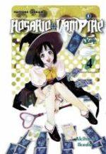Rosario + Vampire 4