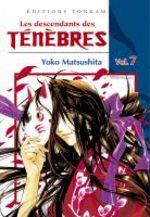 Les Descendants des Ténèbres 7 Manga