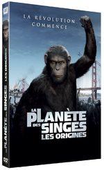 La Planète des singes : les origines 1 Film