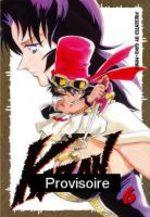 Kazan T.6 Manga