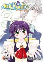 Mahoromatic T.3 Manga