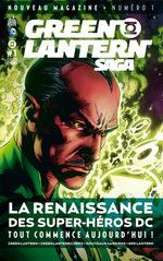 Green Lantern Saga # 1