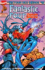 Le Retour des Héros - Fantastic Four # 5