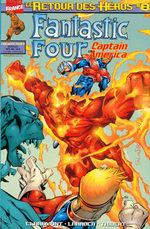 Le Retour des Héros - Fantastic Four # 8