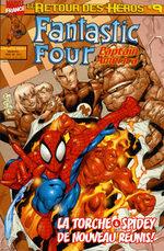 Le Retour des Héros - Fantastic Four # 9