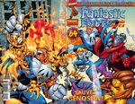 Le Retour des Héros - Fantastic Four # 11