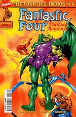 Le Retour des Héros - Fantastic Four # 17