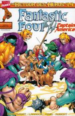 Le Retour des Héros - Fantastic Four # 19