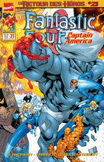 Le Retour des Héros - Fantastic Four # 21