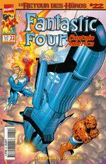 Le Retour des Héros - Fantastic Four # 22