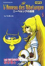 L'Anneau des Nibelungen 5 Manga