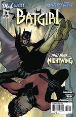 Batgirl # 3