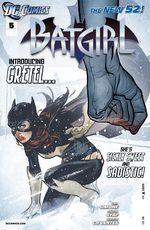 Batgirl # 5