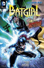 Batgirl # 8